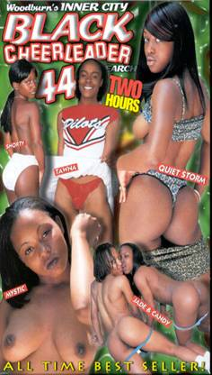 Black cheerleader search of all time
